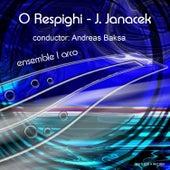 Ottorino Respighi and Leos Janacek by Respighi Janacek