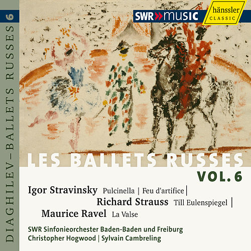 Play & Download Les Ballets Russes, Vol. 6 by Various Artists | Napster