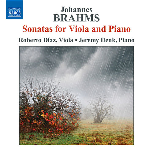 Play & Download Brahms: Sonatas for Viola and Piano by Roberto Diaz | Napster
