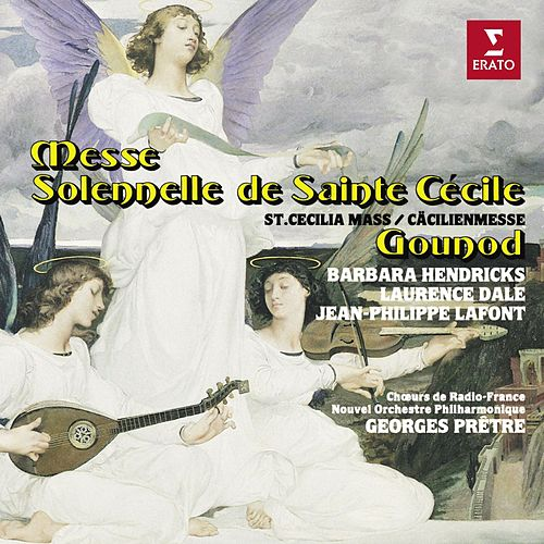 Play & Download St. Celcilia Mass - Gounod by Various Artists | Napster