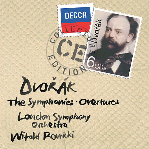 Play & Download Dvorak: The Symphonies by London Symphony Orchestra | Napster