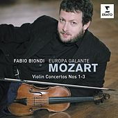 Play & Download Mozart Violin Concertos 1,2 & 3 by Europa Galante | Napster