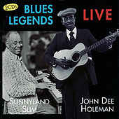 Blues Legends Live by Various Artists