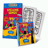 Spelling Songs by Kidzup