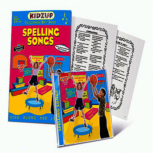 Play & Download Spelling Songs by Kidzup | Napster