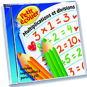 Petit Ecolier Multiplications Et Divisions by Kidzup