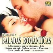 Baladas Románticas - Grandes Éxitos by Grandes Voces de la Balada