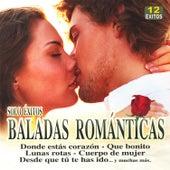 Baladas Románticas - Solo Éxitos by Grandes Voces de la Balada