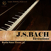 Play & Download J.S. Bach: 15 Inventions by Gwon Sun Hwon | Napster