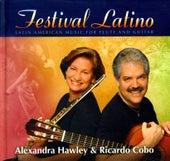 Play & Download Flute and Guitar Recital: Hawley, Alexandra / Cobo, Ricardo - Pujol, M.D. / Zenamon, J. / Domeniconi, C. / Cordero, E. (Festival Latino) by Ricardo Cobo | Napster