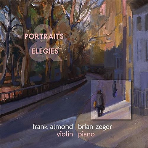 Almond, Frank: Portraits and Elegies by Brian Zeger