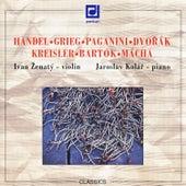 Play & Download Handel / Grieg / Paganini / Dvorak:  Violin Recital by Ivan Zenaty | Napster
