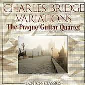 Praetorius, Vivaldi, Mysliveček, Ravel, Duarte, & Rak: Works for Guitar by Prague Guitar Quartet