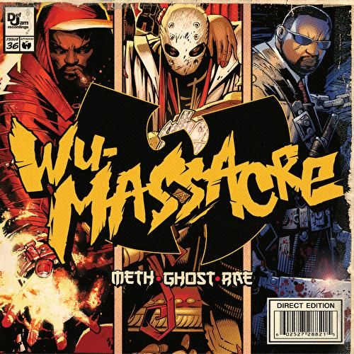 Play & Download Wu Massacre by Meth, Ghost and Rae | Napster