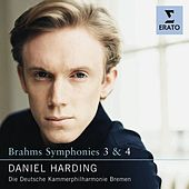 Brahms - Symphonies Nos. 3 & 4 by Die Deutsche Kammerphilharmonie Bremen