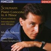 Schumann: Piano Concerto in A Minor by Eliahu Inbal