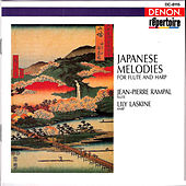 Japanese Melodies for Flute and Harp by Jean-Pierre Rampal