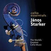 Cello Essentials by Janos Starker