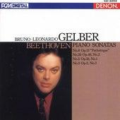 Beethoven: Piano Sonatas, Vol. 1 by Bruno-Leonardo Gelber