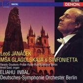 Play & Download Janacek: Sinfonietta by Eliahu Inbal | Napster