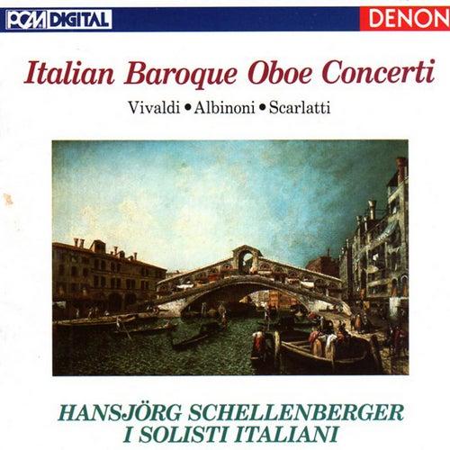 Italian Baroque Oboe Concerti by I Solisti Italiani