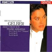 Beethoven: The Sonatas for Piano Vol. 5 by Bruno-Leonardo Gelber