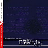 Detour Records Presents Keeping Freestyle Alive Vol. 2 (Digitally Remastered) by Various Artists