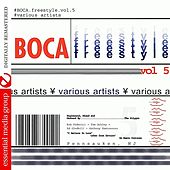 Boca Freestyle Vol. 5 (Digitally Remastered) by Various Artists