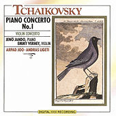 Play & Download Tchaikovsky - Piano Concerto No. 1: Violin Concerto by Various Artists | Napster