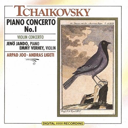 Tchaikovsky - Piano Concerto No. 1: Violin Concerto by Various Artists