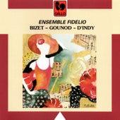 Play & Download Ensemble Fidelio: Gounod, Petite Symphonie – D'Indy: Chanson et Danses – Bizet: Jeux d'enfants, Suite de Carmen by Antoinette Baehler | Napster