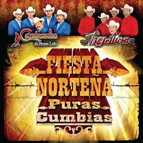 Play & Download Fiesta Norteña Puras Cumbias by Various Artists | Napster