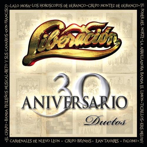 Play & Download 30 Aniversario Duetos by Liberación | Napster