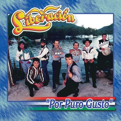 Play & Download Por Puro Gusto by Liberación | Napster