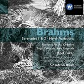 Play & Download Brahms Orchestral Works by Various Artists | Napster