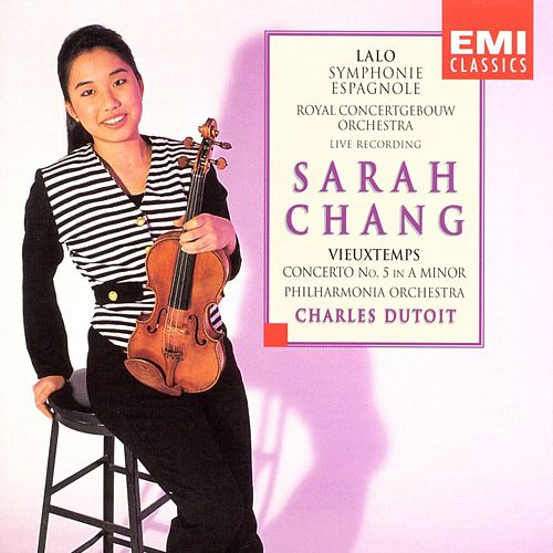 Play & Download Vieuxtemps/Lalo Violin Concertos by Sarah Chang | Napster