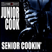 Senior Cookin' by Junior Cook