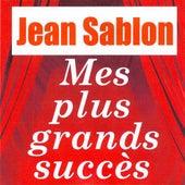 Mes plus grands succès by Jean Sablon