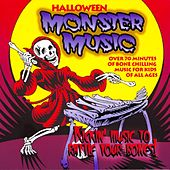 Halloween Monster Music by A.M.P.