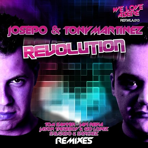 Play & Download Revolution by Tony Martinez | Napster