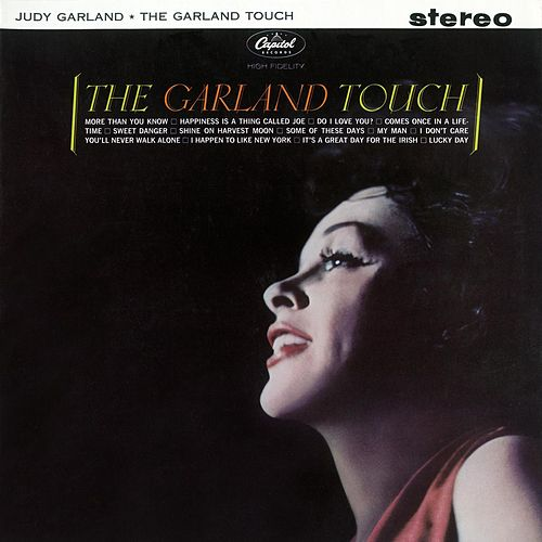 The Garland Touch by Judy Garland