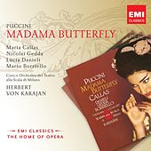 Puccini: Madama Butterfly by Mario Borriello