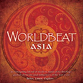 Worldbeat Asia by David Huff