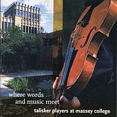 Play & Download Where Words & Music Meet by Talisker Players | Napster