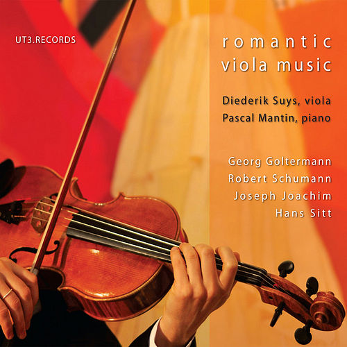 Play & Download Romantic Viola Music by Diederik Suys | Napster