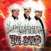 Play & Download Te Amo by Los Diferentes De La Sierra | Napster