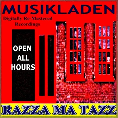 Play & Download Musikladen (Razza Ma Tazz) by Various Artists | Napster