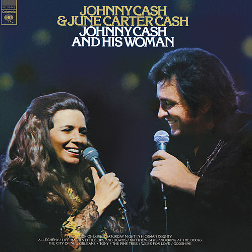 Play & Download Johnny Cash and His Woman by June Carter Cash | Napster