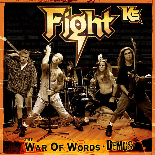 K5 - The War Of Words Demos by Fight