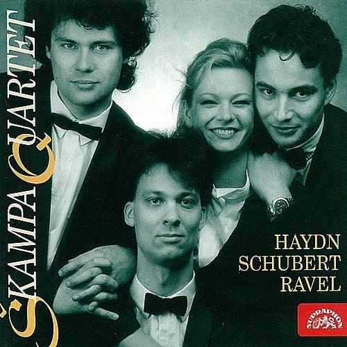 Play & Download Haydn / Schubert / Ravel: String Quartets by Skampa Quartet | Napster